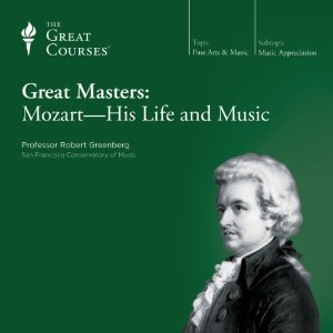 Mozart Great Courses Cover Image